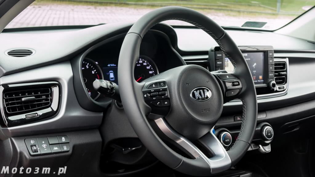 KIA Rio 1.2 L - nowy samochód egzaminacyjny PORD od JD Kulej-1400808