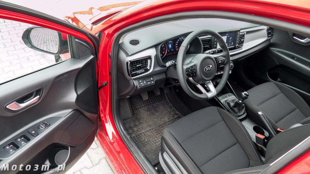 KIA Rio 1.2 L - nowy samochód egzaminacyjny PORD od JD Kulej-1400814