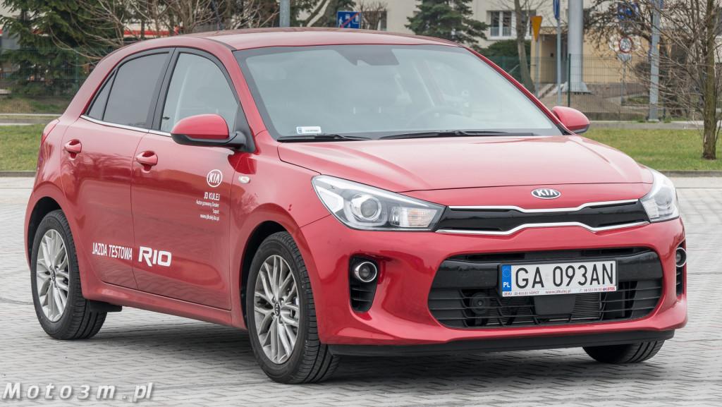 KIA Rio 1.2 L - nowy samochód egzaminacyjny PORD od JD Kulej-1400832