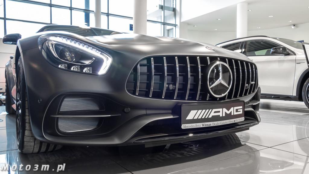 Mercedes-AMG GT C Roadster w Mercedes-Benz Witman-1420562