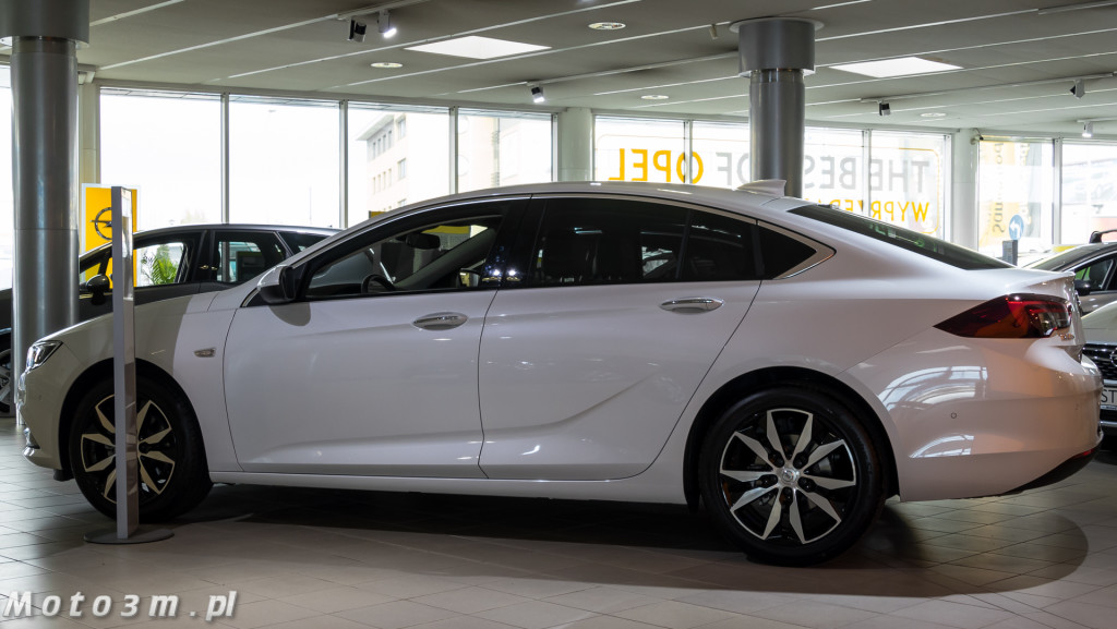 Nowy Opel Insignia w Motor Centrum Gdańsk -1420543
