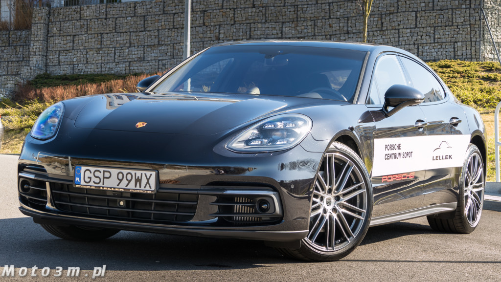 Porsche Panamera 4S - test Porsche Centrum Sopot-1400488