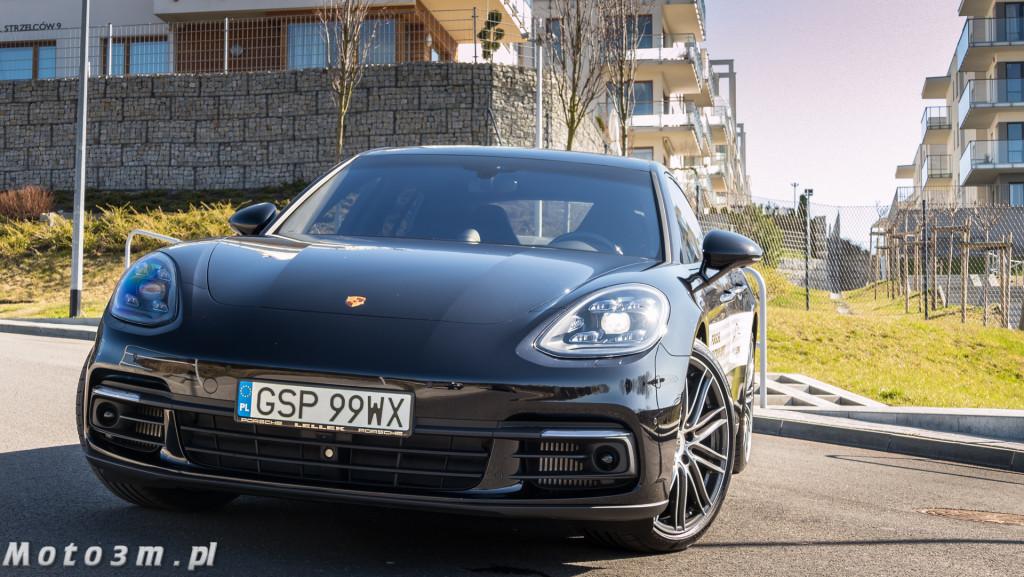 Porsche Panamera 4S - test Porsche Centrum Sopot-1400490