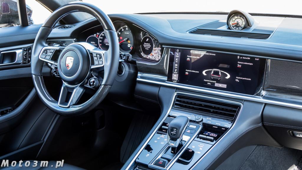 Porsche Panamera 4S - test Porsche Centrum Sopot-1400529