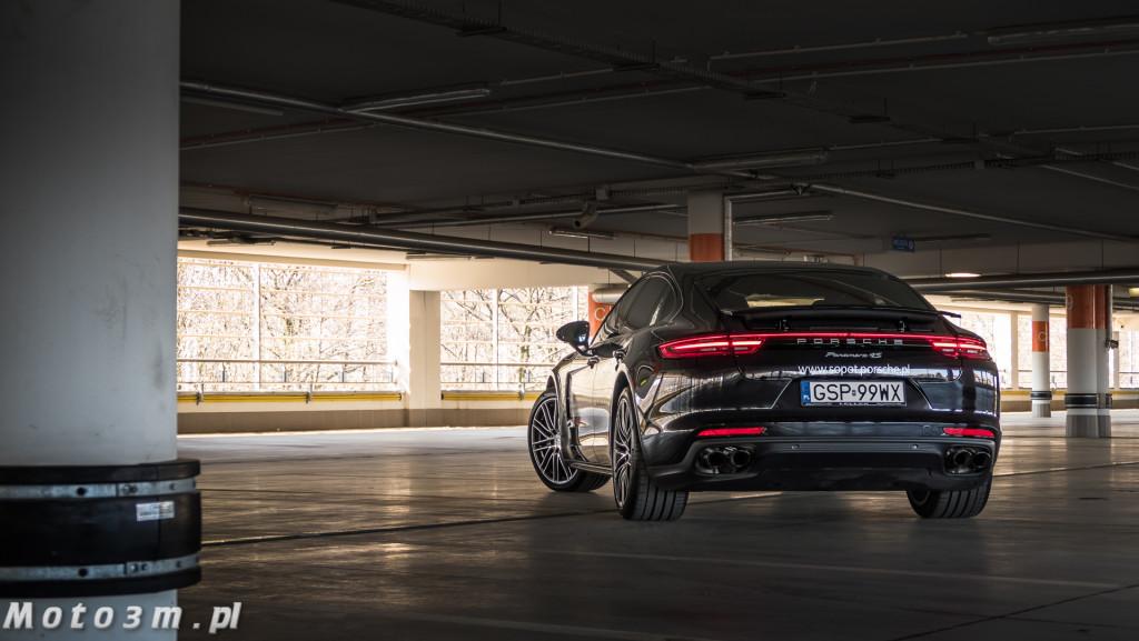 Porsche Panamera 4S - test Porsche Centrum Sopot-1400577