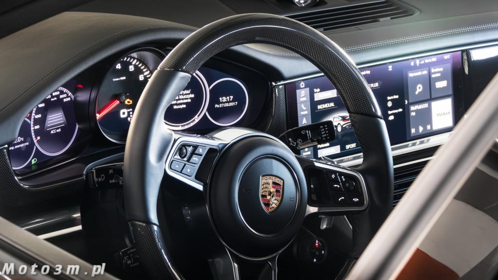 Porsche Panamera 4S - test Porsche Centrum Sopot-1400589