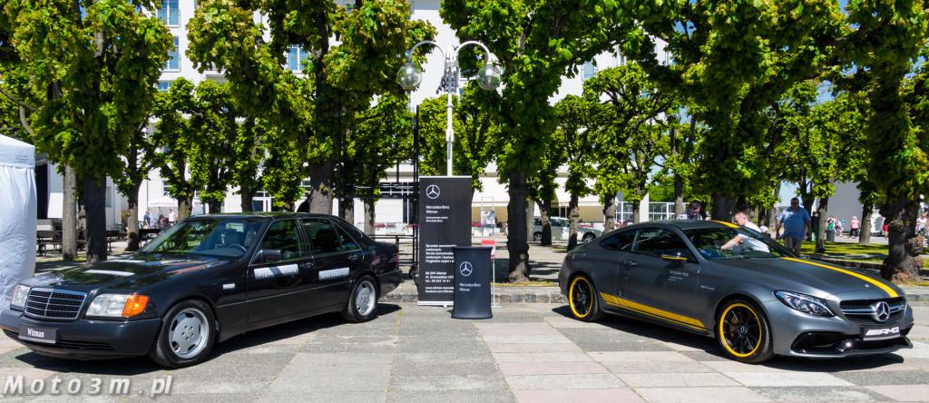 Der Stern II - wystawa klasycznych Mercedesów i 50-lecie AMG w Sopocie-1470841