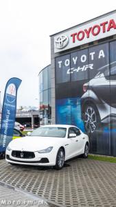 Ekspozycja Maserati przed Toyota Carter w Gdańsku-1420610