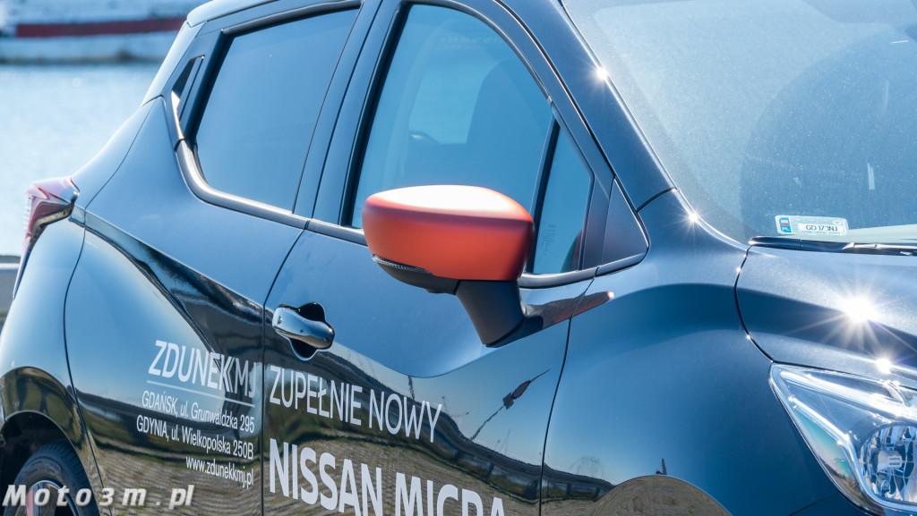 Nissan Micra z ZdunekKMJ - test Moto3m-1420692