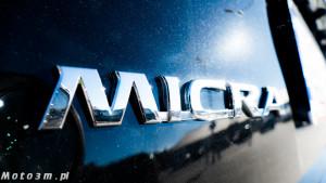Nissan Micra z ZdunekKMJ - test Moto3m-1420767