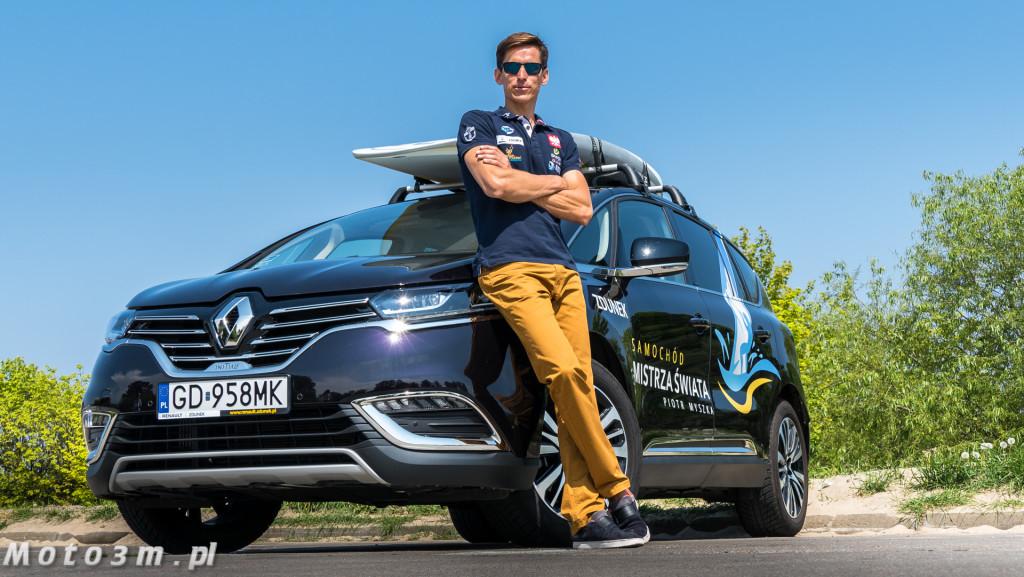Piotr Myszka prezentuje Renault Espace-1470325