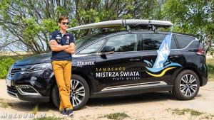 Piotr Myszka prezentuje Renault Espace-1470345