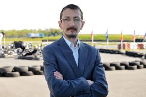 Roman Nowak, fot. ODTJ Autodrom Pomorze