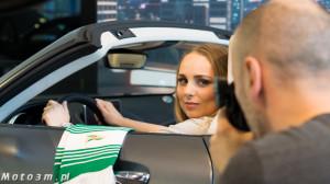 Sesja dziewczyn Lechia Gdańsk w Mercedes-Benz Witman-07417
