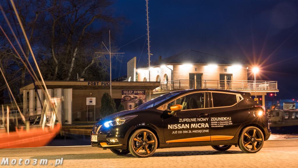 Test Moto3m - Nissan Micra ZdunekKMJ -1420679