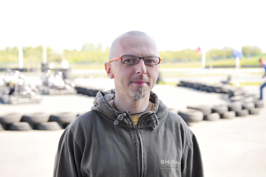 Tomek Staniszewski, fot. ODTJ Autodrom Pomorze