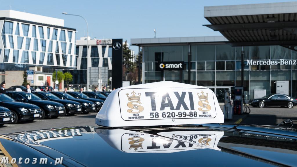Wielki taksówkowy kontrakt Mercedes-Benz BMG Goworowski-1440044