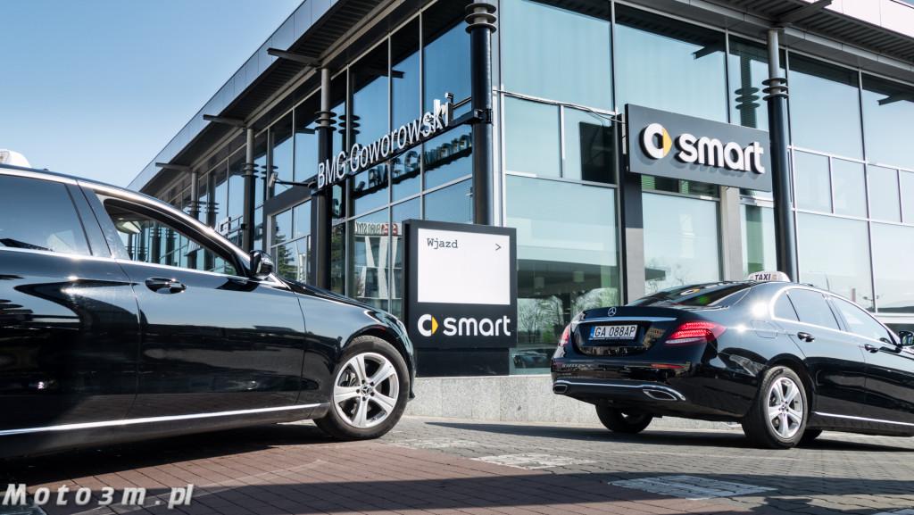 Wielki taksówkowy kontrakt Mercedes-Benz BMG Goworowski-1440079