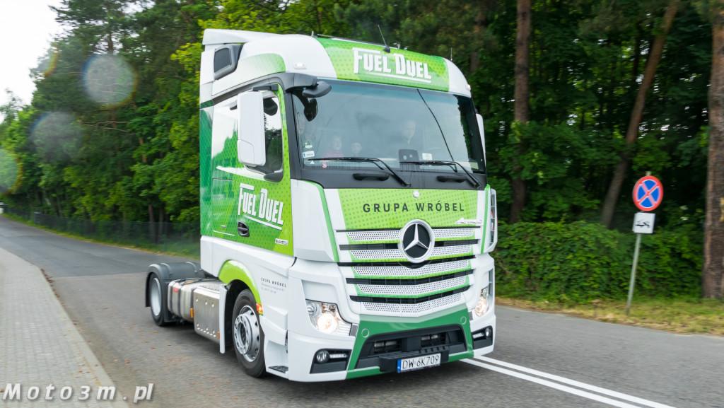 """""""Gwiazdy wydajnej jazdy"""" - rodzinny piknik w Mercedes-Benz Trucks Grupa Wróbel w Straszynie-1480661"""