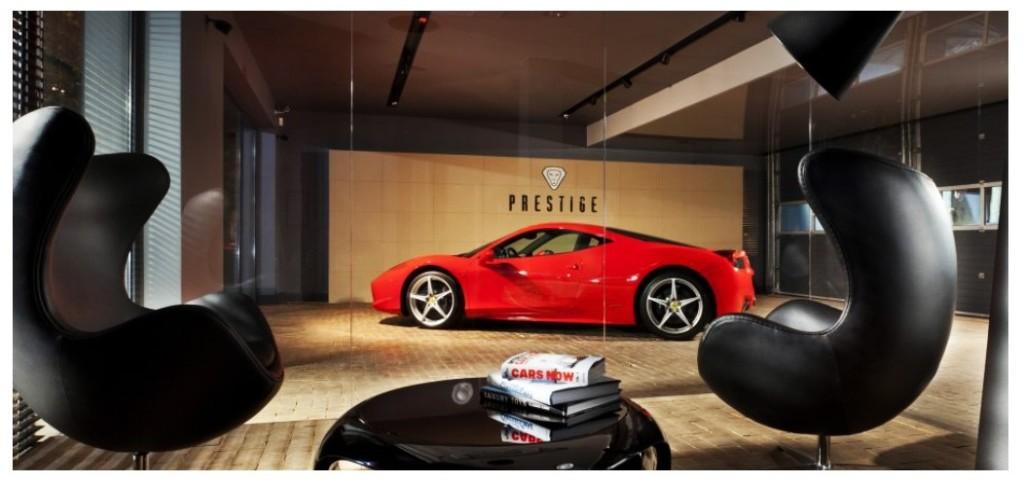 Fot. Prestige Samochody Luksusowe (Allegro)