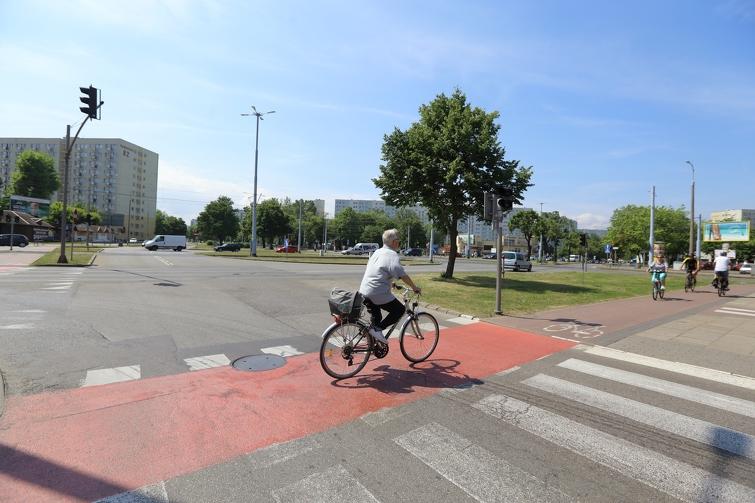 W ramach inwestycji powstanie też nowy odcinek ścieżki rowerowej wzdłuż ul. Pomorskiej Grzegorz Mehring/www.gdansk.pl