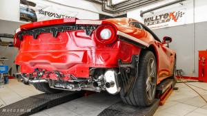 Ferrari F12 Berlinetta z wydechem Capristo w UNT Tuning Center-1520130
