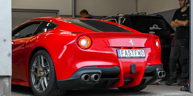 Ferrari F12 Berlinetta z wydechem Capristo w UNT Tuning Center-1520264
