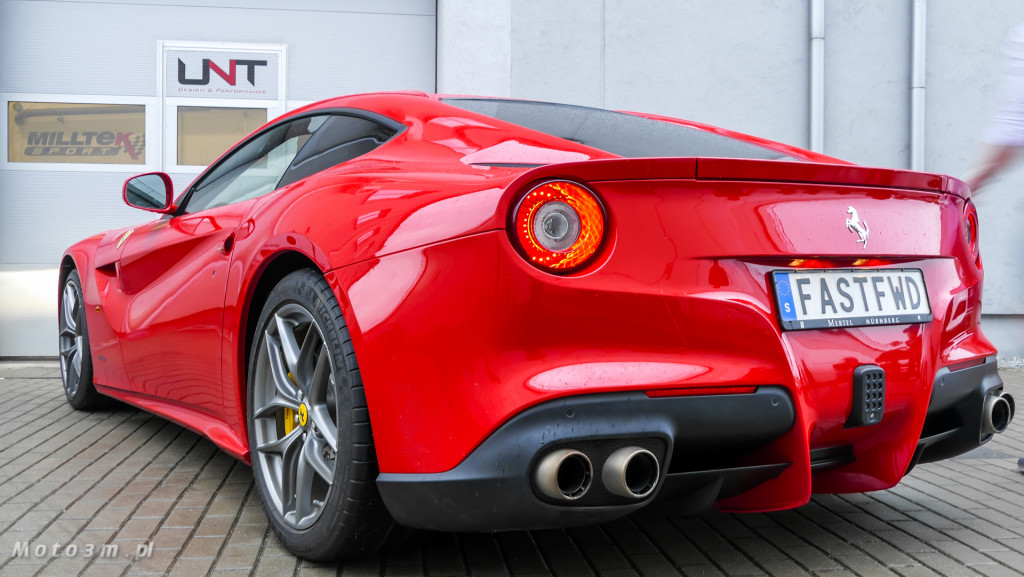 Ferrari F12 Berlinetta z wydechem Capristo w UNT Tuning Center-1520275