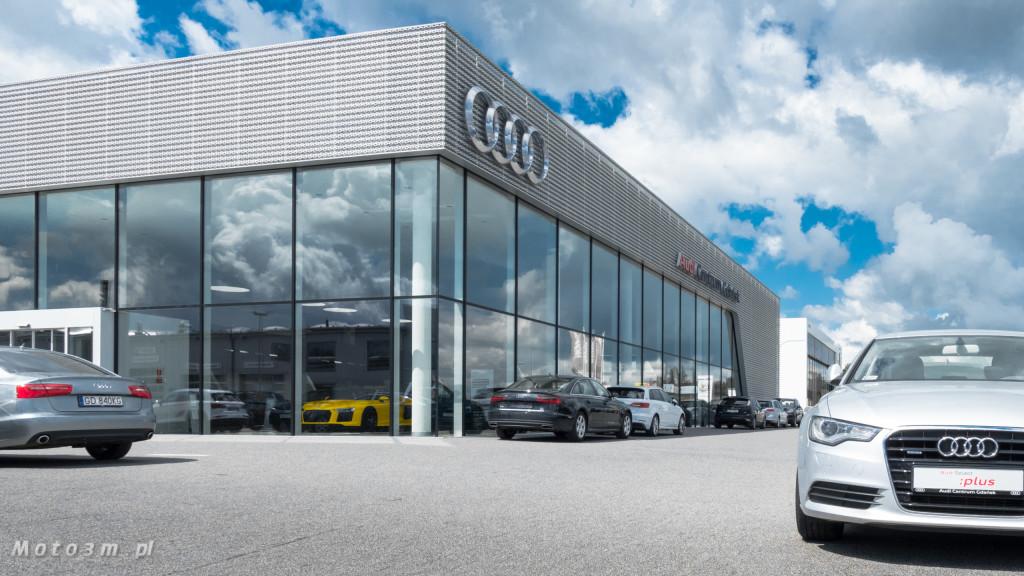 Jedyne w Polsce Audi R8 Spyder w Audi Centrum Gdańsk-1500022