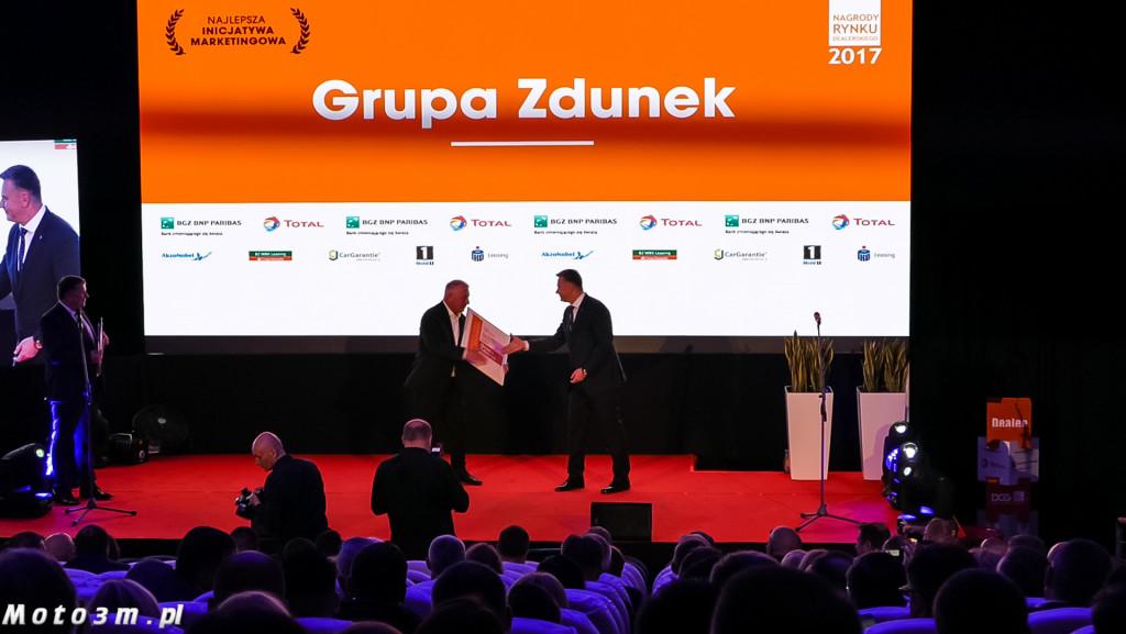 Mercedes-Benz Witman i Grupa Zdunek nagrodzeni na KOngresie Dealerów 2017-1480520
