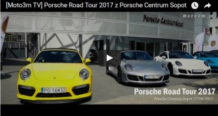 Moto3m TV Porsche Road Tour