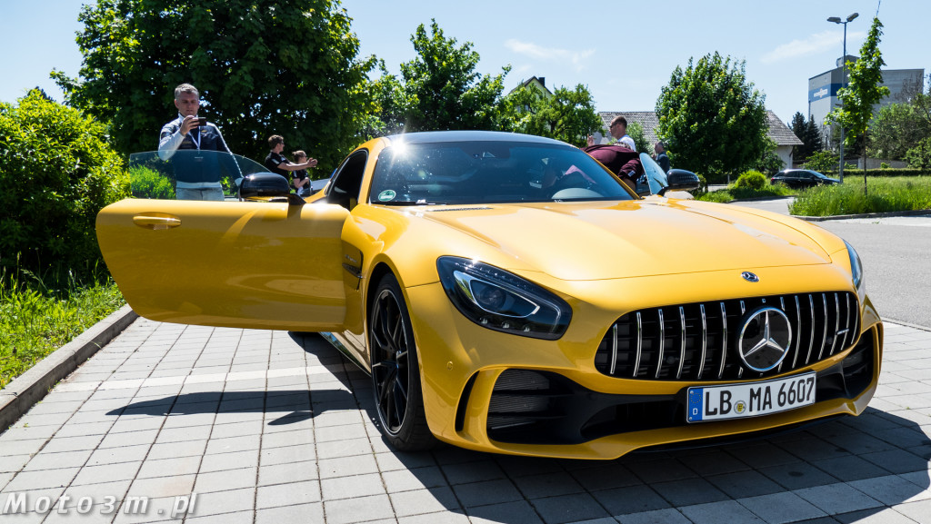 Wizyta w Stuttgarcie i AMG Affalterbach z Mercedes-Benz Witman-1450663