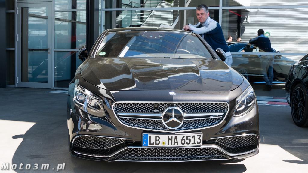 Wizyta w Stuttgartcie i AMG Affalterbach z Mercedes-Benz Witman-1450499