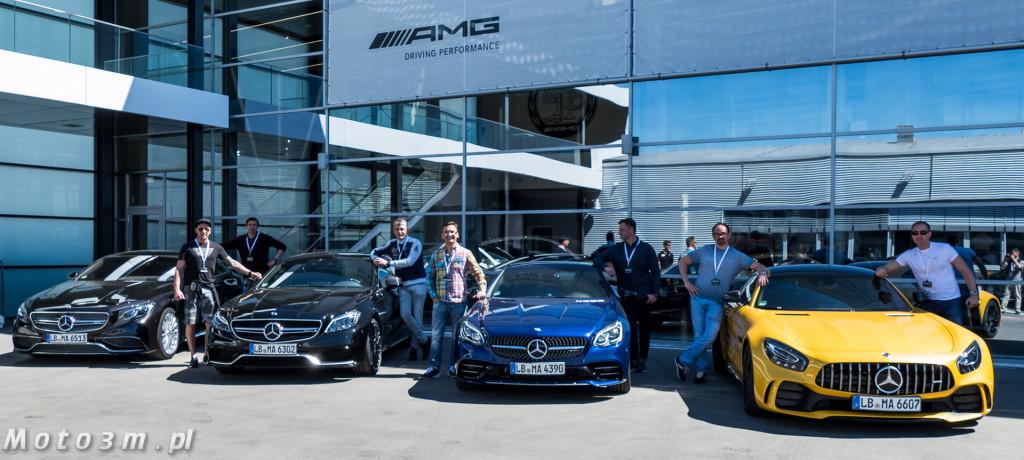 Wizyta w Stuttgartcie i AMG Affalterbach z Mercedes-Benz Witman-1450505