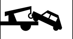 znak odholowanie zakaz parkowania