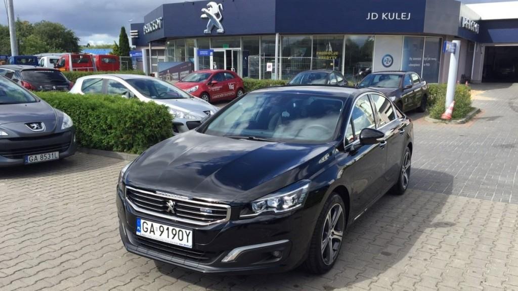 Fot. Peugeot JD Kulej (FB)