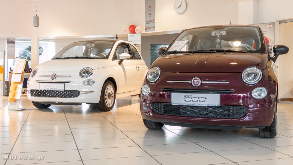 60-te urodziny Fiata 500 w Centrum Motoryzacyjne Auto Plus-1520726