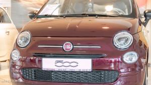 60-te urodziny Fiata 500 w Centrum Motoryzacyjne Auto Plus-1520727