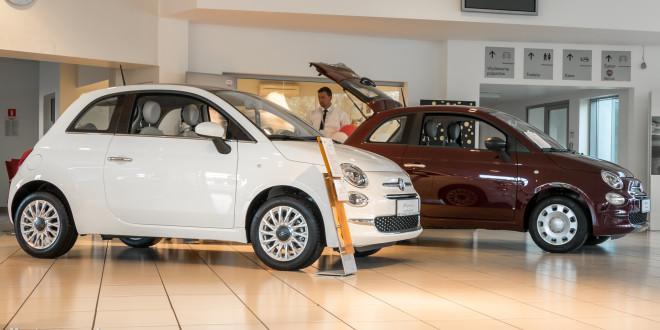 60-te urodziny Fiata 500 w Centrum Motoryzacyjne Auto Plus-1520729