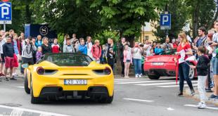 Ferrari Corsa baltica 2017 w Sopocie-1540277