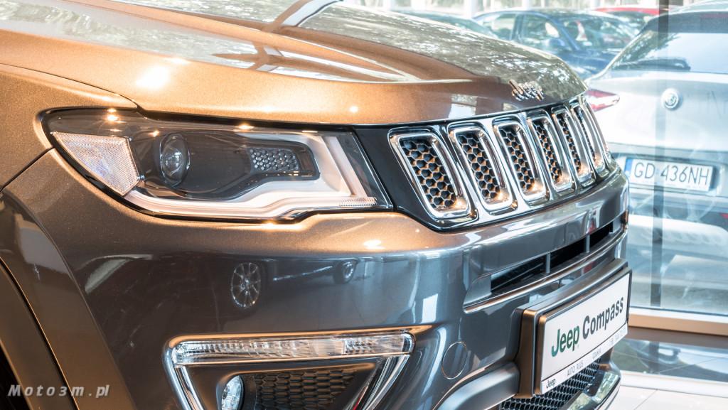 Nowy Jeep Compass w Centrum Motoryzacyjne Auto Plus-1520721