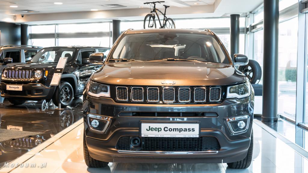 Nowy Jeep Compass w Centrum Motoryzacyjne Auto Plus-1520724