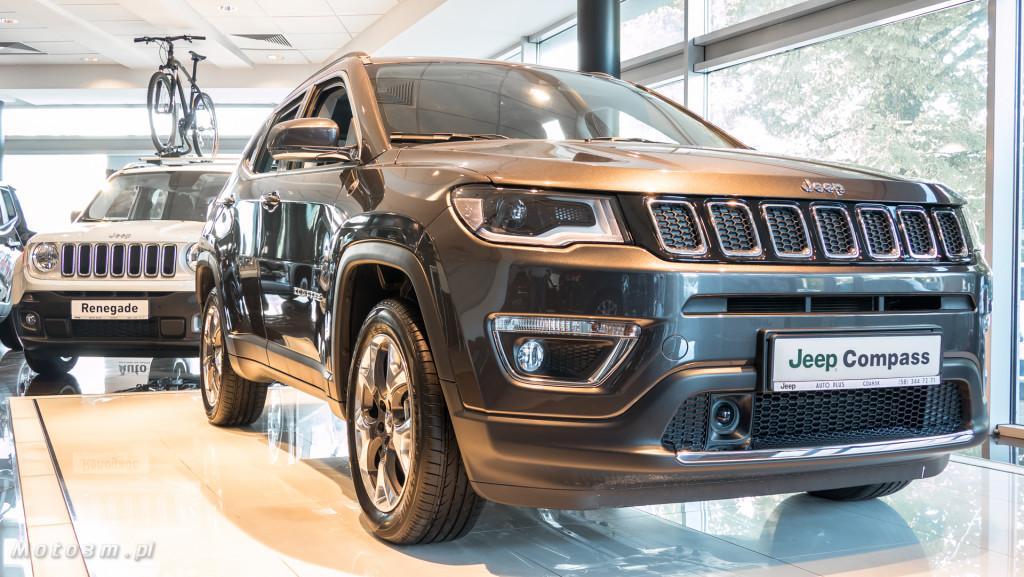 Nowy Jeep Compass w Centrum Motoryzacyjne Auto Plus-1520725