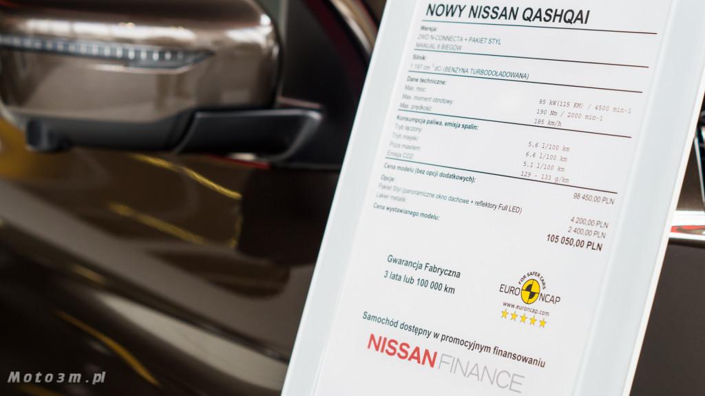 Nowy Nissan Qashqai w Zdunek KMJ-08294