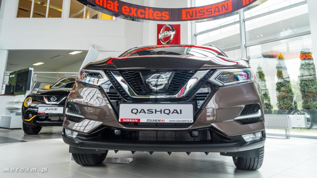 Nowy Nissan Qashqai w Zdunek KMJ-08313