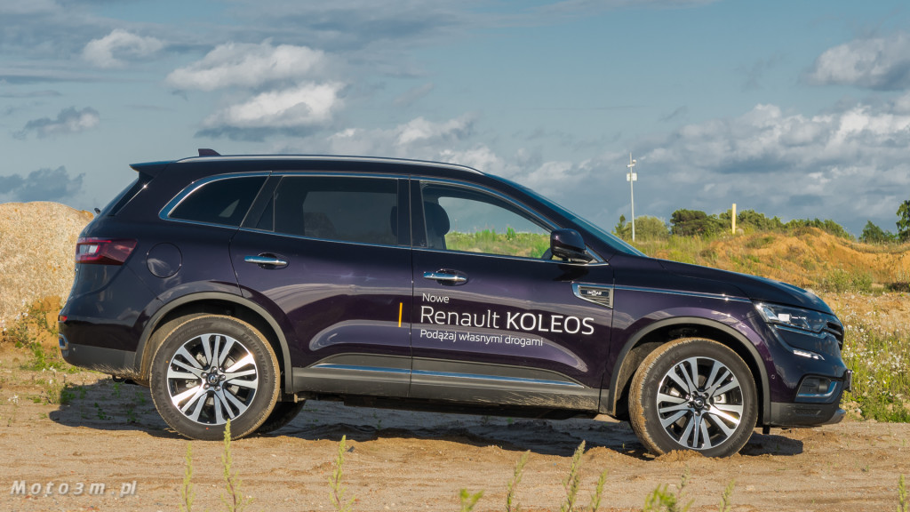 Nowy Renault Koleos 2017 - test Moto3m-1520387