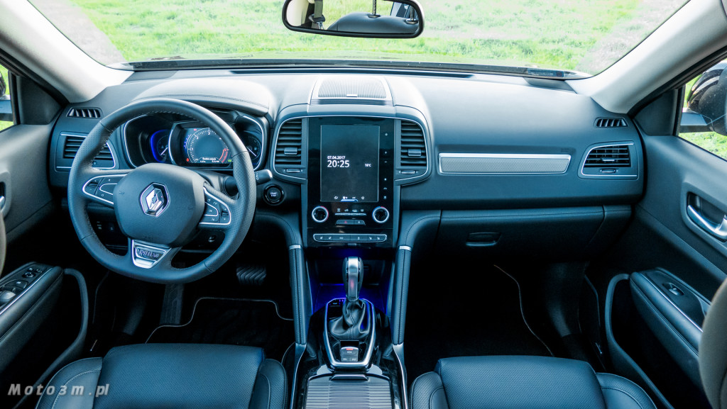 Nowy Renault Koleos 2017 - test Moto3m-1520481