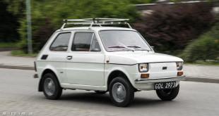 Odrestaurowany Fiat 126p z 1978 roku - Marek Gut-1520688