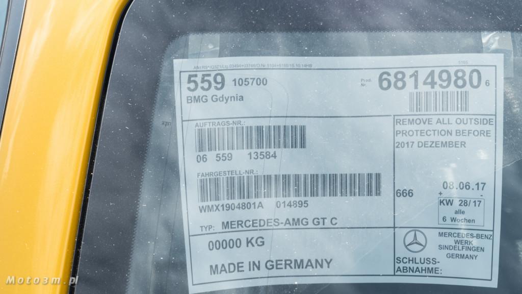 Pierwsze Mercedesy-AMG GT C w BMG Goworowski-1530163