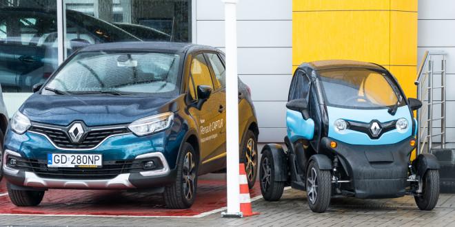 Renault Twizy w Renault Zdunek Gdańsk-1520605